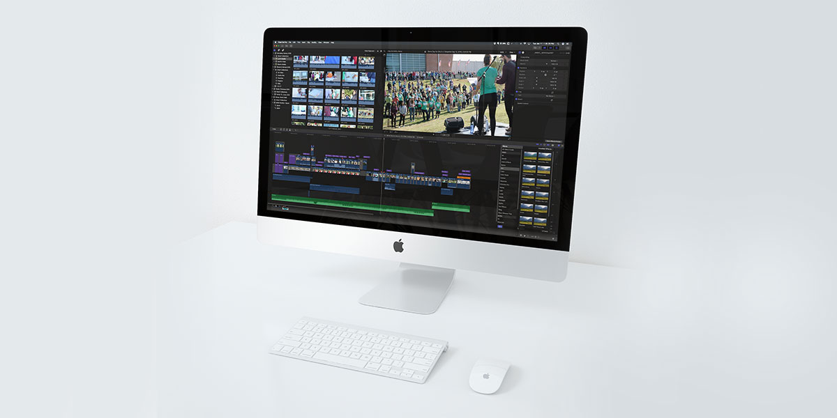 Professional Video Editing with State-of-the-Art Software